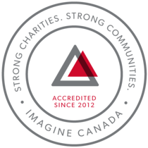 Imagine Canada Accreditation Logo