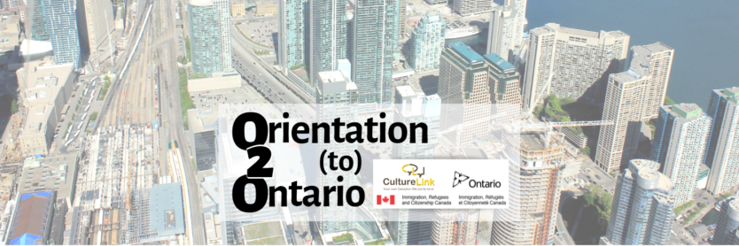 Orientation to Ontario