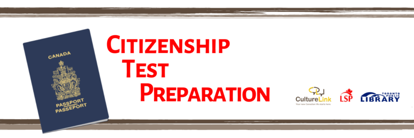 Event Header Citizenship Test Preparation