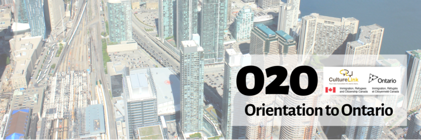 Event Header Orientation to Ontario