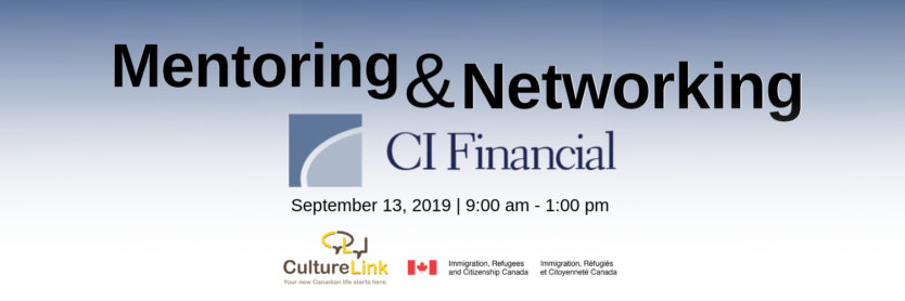 Event Header CI Financial Mentoring Networking