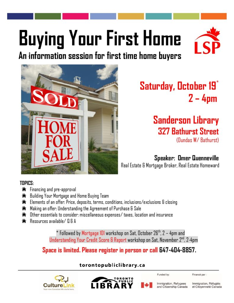 Flyer LSP Buying First Home