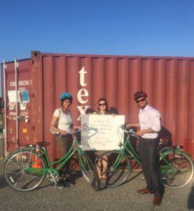 Bike Host Markham participants pledge to ride bikes