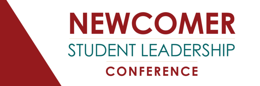 Header Newcomer Student Leadership Conference 2019