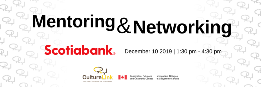 Web Header Networking with Scotiabank
