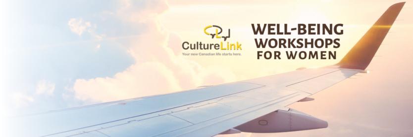 Banner CultureLink Mental Health Workshops