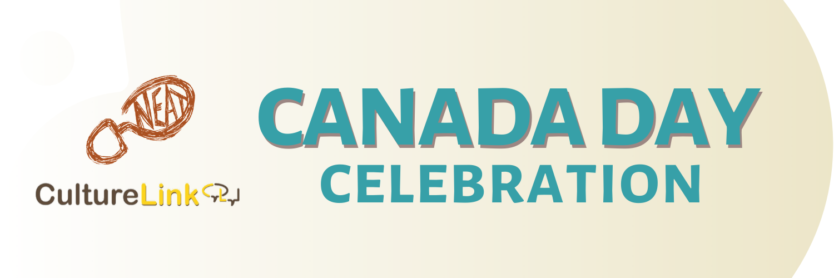 CultureLink Event Banner NEAT Canada Day 2020