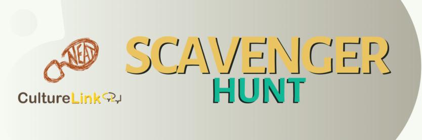 CultureLink Event Banner NEAT Scavenger Hunt