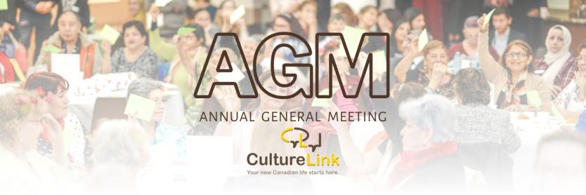 CultureLink Event Banner AGM 2020