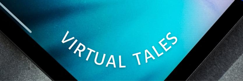 CultureLink Event Banner Virtual Tales