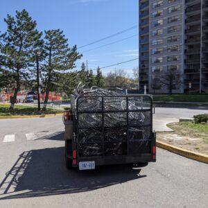 Bike Hub Recycling